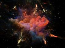 Ускорение космоса Стоковое Фото
