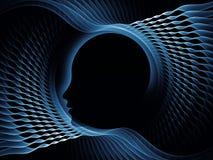 Ускорение разума Стоковое фото RF