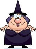 Усмехаться ведьмы шаржа бесплатная иллюстрация