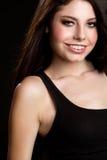 усмехаться девушки предназначенный для подростков Стоковое фото RF