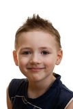 усмехаться мальчика Стоковая Фотография RF