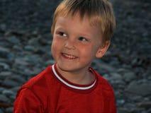 image photo : Smiling boy