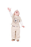 усмехаться младенца малый Стоковая Фотография