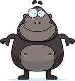 усмехаться обезьяны иллюстрация штока