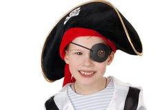 усмехаться пирата Стоковые Фотографии RF