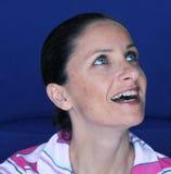 усмехаться портрета Стоковая Фотография RF