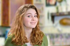 усмехаться предназначенный для подростков Стоковые Изображения
