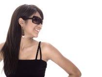 усмехаться предназначенный для подростков Стоковое Изображение RF