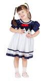 усмехаться ребенка счастливый Стоковые Фотографии RF