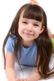усмехаться ребенка Стоковые Изображения