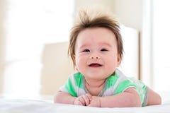 усмехаться ребёнка счастливый Стоковые Фотографии RF