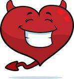 усмехаться сердца дьявола бесплатная иллюстрация
