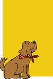 усмехаться собаки Стоковые Фото