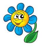 усмехаться цветка иллюстрация вектора