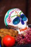 усмехаться черепа Стоковые Фото