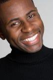 усмехаться чернокожего человек стоковые изображения