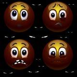 усмехаться шариков Стоковые Изображения RF