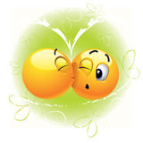 усмехаться шариков Стоковые Изображения