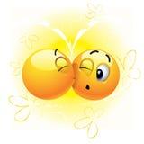 усмехаться шариков Стоковая Фотография RF