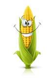 усмехаться corncob Стоковая Фотография RF