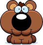Усмехаться Cub медведя шаржа бесплатная иллюстрация