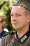 усмехаться nazi стоковые изображения rf