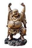 Усмехаясь Будда Стоковое Изображение RF