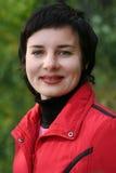 Усмешка женщины Стоковые Фото
