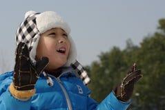 усмешка мальчика Стоковое Изображение RF