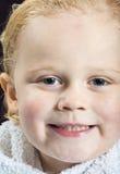Усмешка младенца Стоковое фото RF