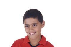 усмешка ребенка к Стоковое Изображение RF