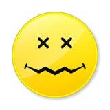 усмешка сна Стоковое Изображение RF