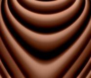 усмешка шоколада Стоковое Фото