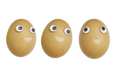 усмешка яичка Стоковые Фотографии RF