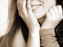 Усмешка Стоковое Изображение