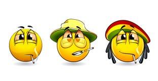 усмешки шариков Стоковые Фото