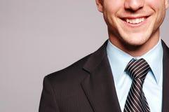 успех бизнесмена Стоковые Изображения