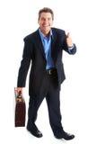 успех бизнесмена Стоковая Фотография RF
