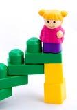 успех лестниц к Стоковые Изображения