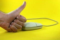 успех мыши Стоковое Фото