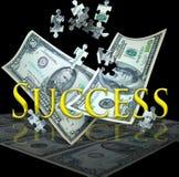 успех дела Стоковые Изображения RF