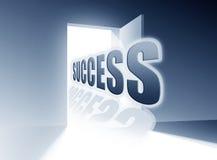 успех Стоковое Изображение