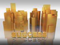 Успех Стоковые Изображения