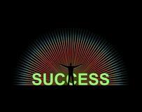 Успех Стоковая Фотография