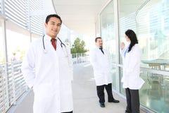 успешная доктора счастливая Стоковое Фото