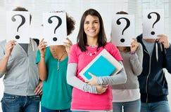 Успешное будущее студента Стоковое Изображение RF