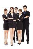Успешные бизнесмены стоя совместно Стоковая Фотография