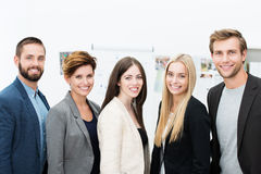 Успешные деловые партнеры Стоковые Изображения