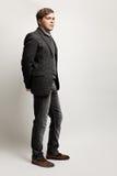 Успешным человек Средн-постаретый бизнесменом Стоковые Фото