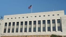 Устанавливать здание Монетного двора США съемки в Сан-Франциско видеоматериал